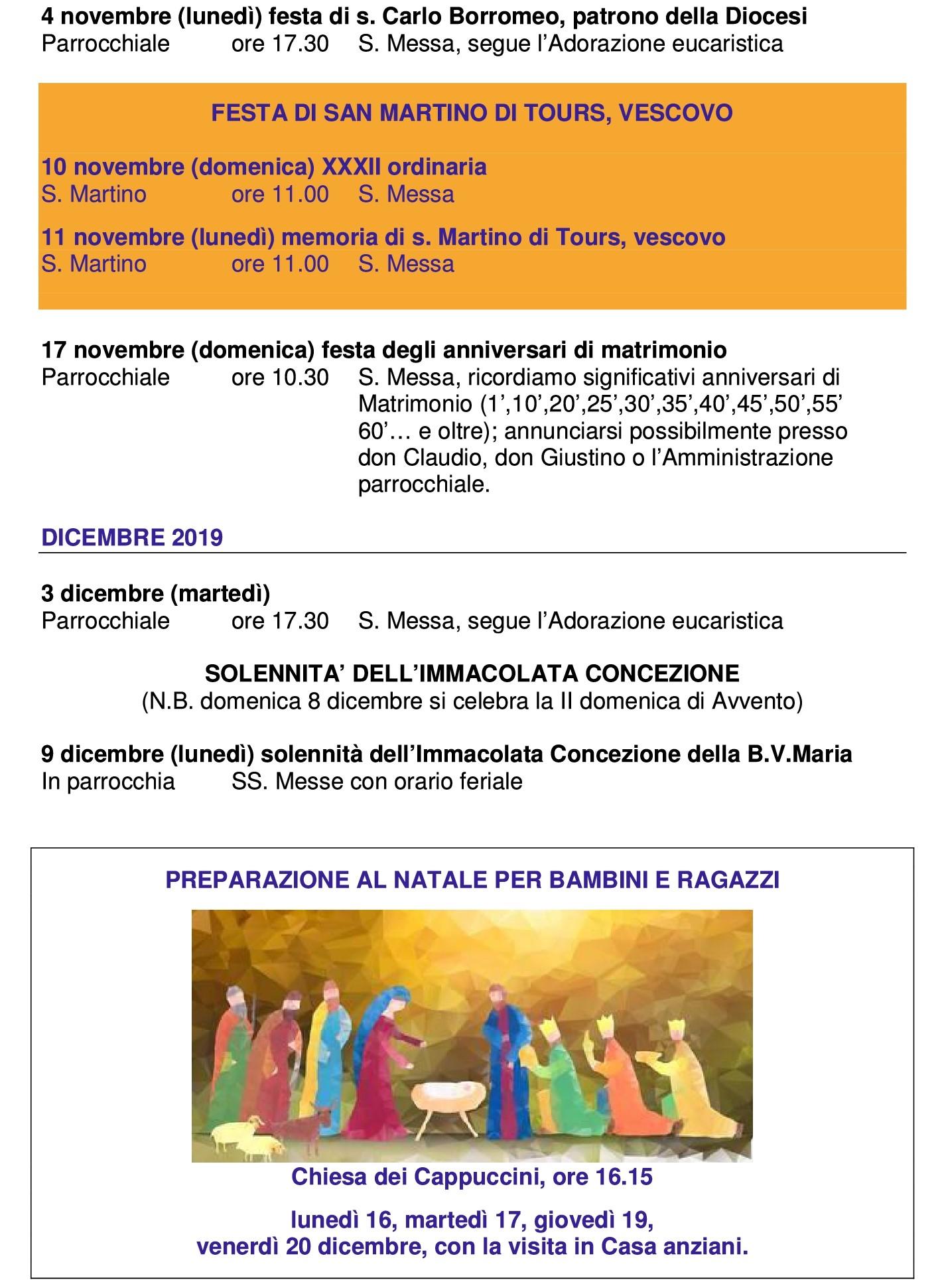 Bollettino parrocchiale Mendrisio settembre dicembre 2019-025