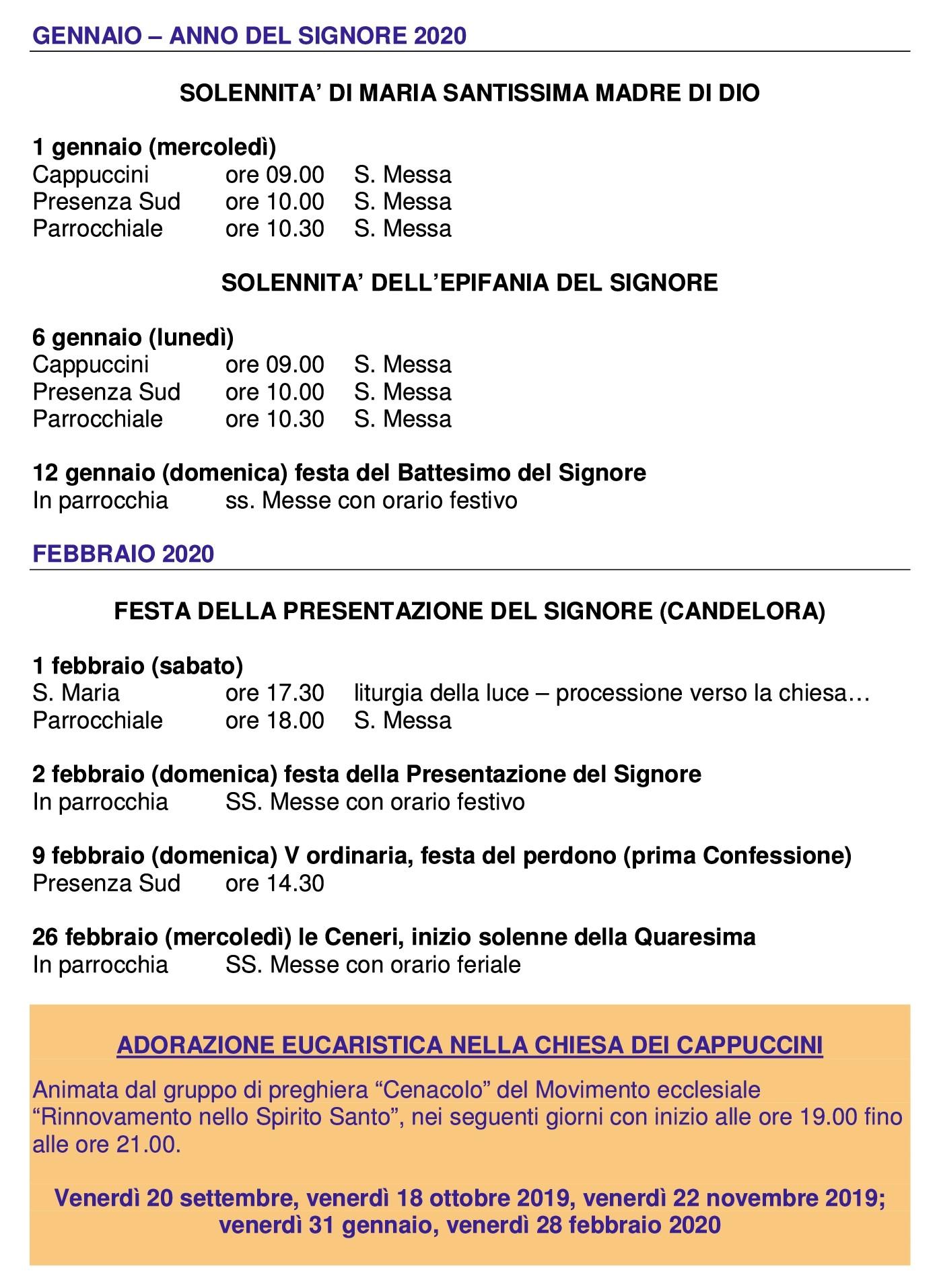 Bollettino parrocchiale Mendrisio settembre dicembre 2019-027