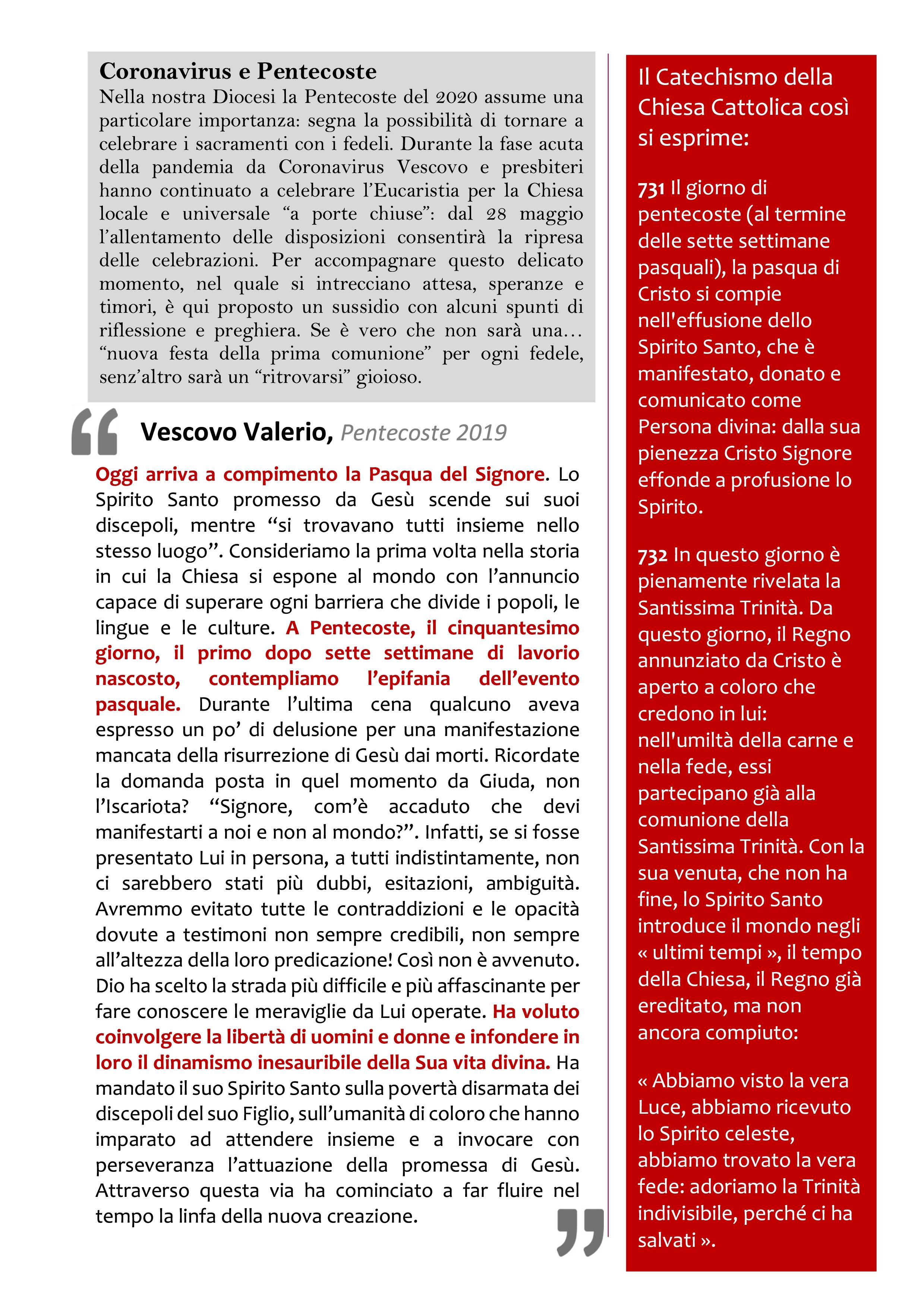 2020 - Coronavirus - Pentecoste_romano-002